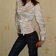 Отдается в дар белая рубашка