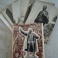 Отдается в дар Наборы открыток. Ленин.