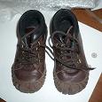 Отдается в дар детские ботинки осень (утепленные)