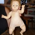 Отдается в дар Кукла. Для рукодельниц.