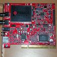 Отдается в дар TV-тюнер PCI Pinnacle pctv Pro /TV /FM