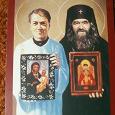 Отдается в дар Икона Св.муч.Иосифа и Св.Иоанна Шанхайского