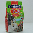 Отдается в дар Корм для кроликов Vitakraft menu полная пачка