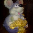 Отдается в дар Копилка мышь