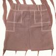 Отдается в дар Юбка 42 размер и свитер 40-42 размер