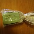 Отдается в дар Натуральное мыло с оливковым маслом