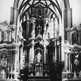 Отдается в дар Два костела в Вильнюсе. Старое фото, 70-е годы