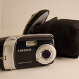 Отдается в дар Цифровой фотоаппарат Samsung Digimax A 402.