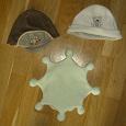Отдается в дар шапочки для мальчишки до года