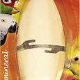 Отдается в дар Минеральный камень для попугаев