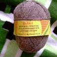 Отдается в дар Пряжа аппаратная с прикрутом металлизированной нити для ручного вязания