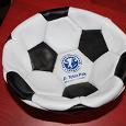 Отдается в дар Мяч футбольный