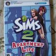 Отдается в дар Диск с игрой Sims 2
