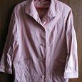 Отдается в дар Куртки-ветровки женские (осталась только розовая.остальные подарены)