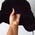 Отдается в дар Шапка ушанка детская из овчинки