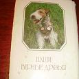 Отдается в дар Набор открыток.Наши верные друзья. Породы собак.