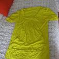 Отдается в дар ярко-жёлтая футболка, 44 размер