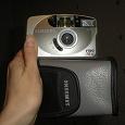 Отдается в дар Пленочный фотоаппарат SAMSUNG. Старый.