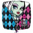 Отдается в дар Кукла «Monster High» — Frankie Stein