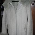 Отдается в дар Куртка демисезонная или короткая искусственная дубленка