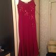 Отдается в дар Вечернее платье — 44 размер