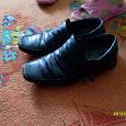 Отдается в дар школьные туфли