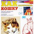 Отдается в дар Учимся рисовать кошку