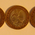 Отдается в дар Монеты юбилейные 10р