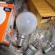 Отдается в дар лампочки 7 шт по 60 ватт