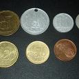 Отдается в дар 11 монет разных стран