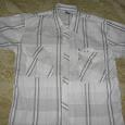 Отдается в дар Мужская сорочка, размер 50-52