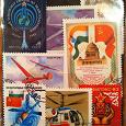 Отдается в дар Набор марок