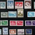 Отдается в дар Почтовые марки Румынии