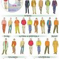 Отдается в дар Электронные журналы Леко «Мужская одежда» с выкройками