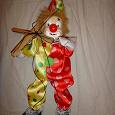Отдается в дар Игрушка — марионетка Клоун