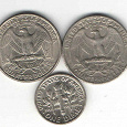 Отдается в дар Монеты США.
