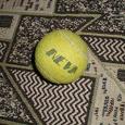 Отдается в дар мячик теннисный
