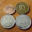 Отдается в дар Монеты Кореи