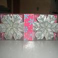 Отдается в дар Новогодние свечи — Снежинки! Новые!