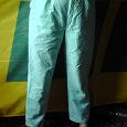Отдается в дар Спортивные брюки осенние тёплые