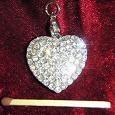 Отдается в дар Кулон-брелок, серьги, кольца и комплект с лунным камнем