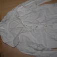 Отдается в дар детская рубашечка-блузка 6-12 мес
