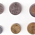 Отдается в дар Набор монет Эфиопии