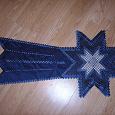 Отдается в дар Звезда текстильная декоративная