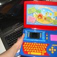 Отдается в дар Детский «ноутбук»