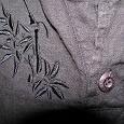 Отдается в дар мужская льняная рубашка J.C.RAGS