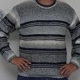 Отдается в дар Серый свитер