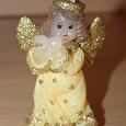 Отдается в дар Свечка «Ангел» Новая!