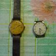 Отдается в дар Советские мужские наручные часы