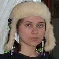 Отдается в дар шапка-ушанка женская